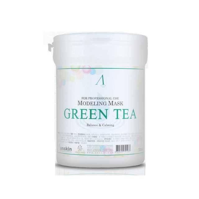 Anskin Modeling Mask Green Tea (ASS-09)