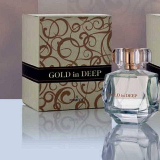 Roxanne Eau De Perfume Gold In Deep