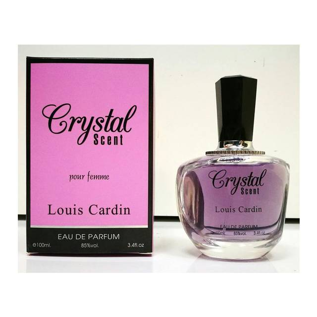 Louis Cardin Crystal Scent EDP Femme Perfume For Women