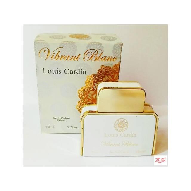 Louis Cardin Vibrant Blanc EDP Femme Perfume For Women