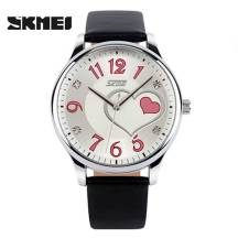 SKMEI Valentine Heart Waterproof Quartz Women's Watch (Model: 9085)