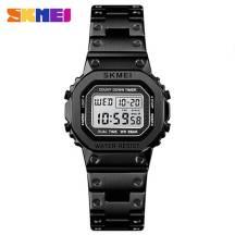 SKMEI Luminous Analog Dual Time Digital Waterproof Quartz Women's Watch (Model: 1433)