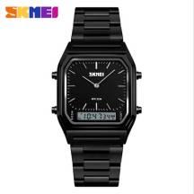SKMEI Dual Time Chronograph Waterproof Quartz Men's Watch (Model: 1220)