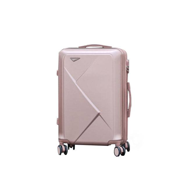 "Cabin Check-in Short Trip 20"" Inch ABS + PC Universal Wheel Trolley Travel Luggage (Model:SDZM6866)"