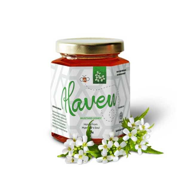 Haven Mustard Honey (250g)