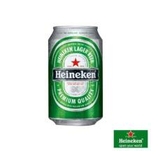 Heineken Beer Can 0.33L (24Pcs)