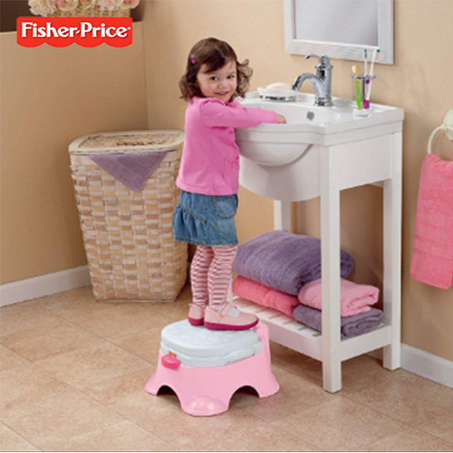 Terrific Buy Fisher Price Royal Princess Babys Stepstool Potty Pabps2019 Chair Design Images Pabps2019Com