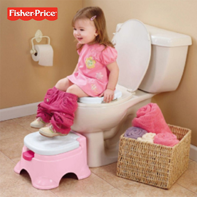 Excellent Buy Fisher Price Royal Princess Babys Stepstool Potty Pabps2019 Chair Design Images Pabps2019Com