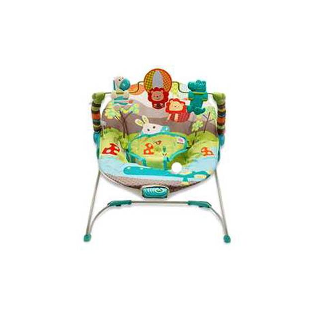 BRIGHT STARTS Up Up & Away Bouncer (60049)