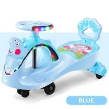 Peppa Pig Ride On Push Along Music Lighting Car Toy 1-3 YRS Children Vehicle (Model:PP6166)