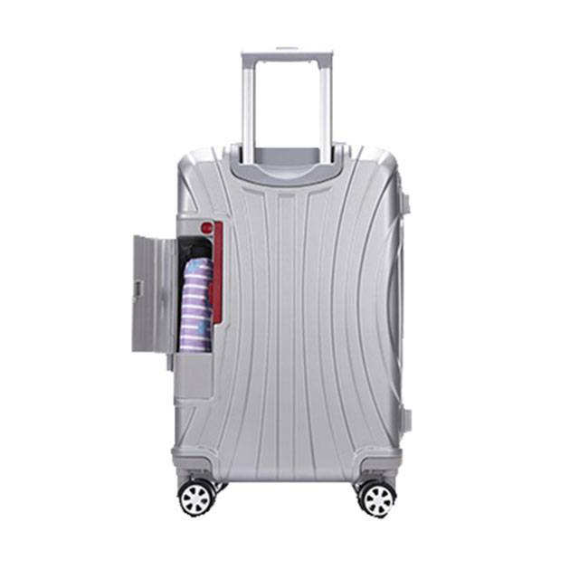 "20"" Inch Shell Print Cup Holder Password Lock Silent Universal Wheel Travel Luggage (YKX6019-2)"