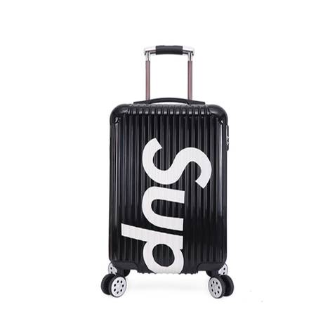 """SUP 20""""Inch ABS Scratch-proof Silent Caster Wheel Zipper Travel Luggage (Model: SUPSIP)"""