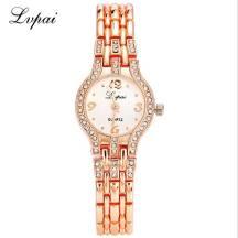 LVPAI Crystal Quartz Movement Women's Bracelet Watch (Model: P033)