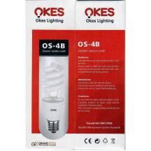 OKES Energy Saving Bulb 9W 6500K Day Light (3006-0001550)