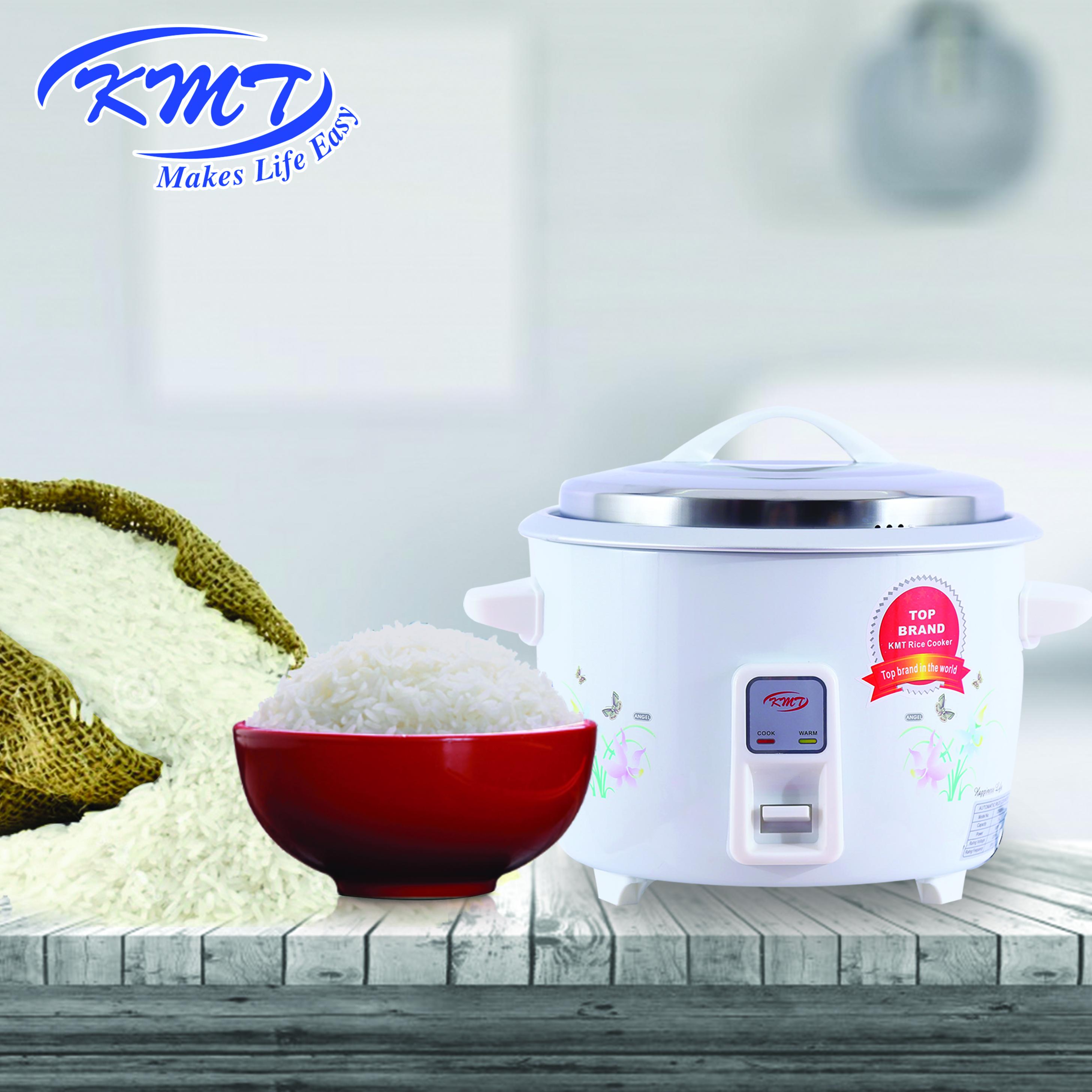 KMT Ricecooker 150W 0.6L (KMT-CFXB 10-3)