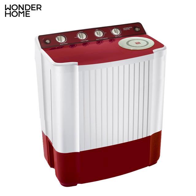 WONDER HOME Semi Auto 8.5KG Washing Machine 1300RPM (MODEL:WH-WM-S85)
