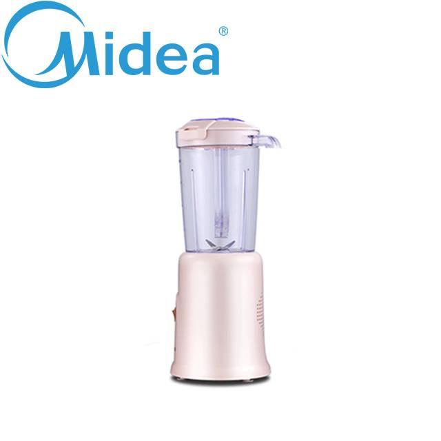 MIDEA Multifunctional Household Electric Blender Fruit Food Juicer Blender, Pink (MODEL:MJ-WBL2501B)