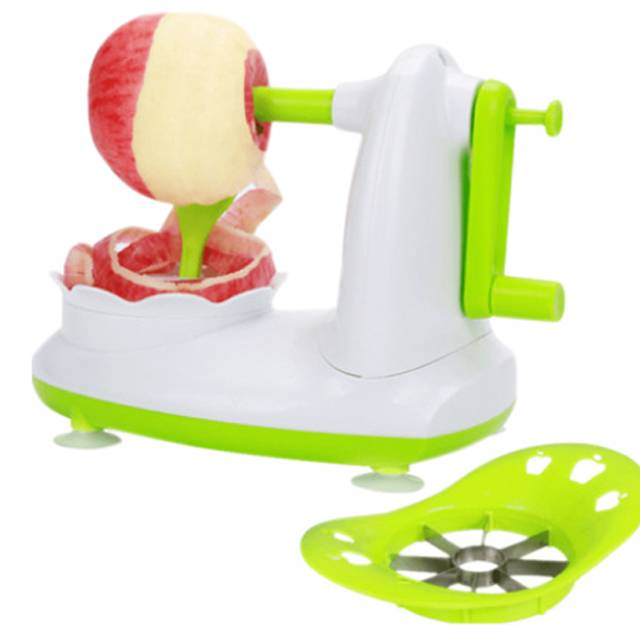 ARTLINE Automatic Multifunction Peeled Fruit Split Apple Cut Machine (Model: KCO-1)