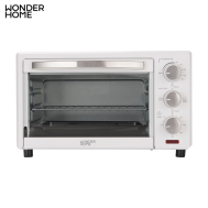 WONDER HOME Electric Oven 15L 120W (MODEL:WH-O-15)