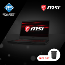 MSI (i7) 9th Gen Gaming Laptop (GF63 Thin 9RCX)