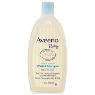 Aveeno Baby Wash & Shampoo (8137003665)
