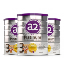 A2 Platinum Infant Formula stage-3 Milk Powder (M008)