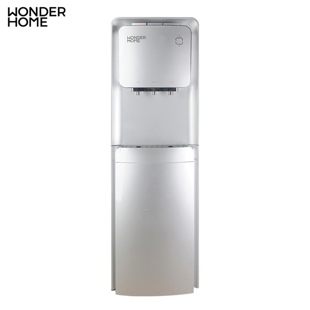 WONDER HOME Top Loading Water Dispenser(Silver) (Model:WHW-D2-S)