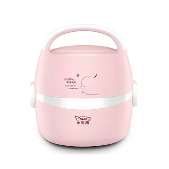 LOTOR Portable Electric heating Insulation Lunch Box (Model: HM2013)