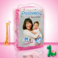 Peekaboo Baby Diaper (M) 11Pcs