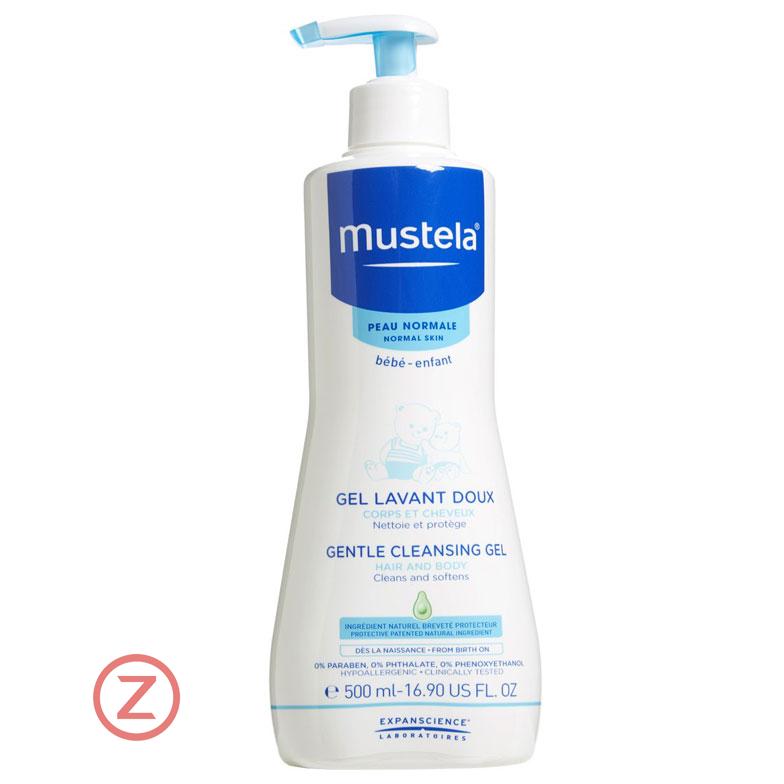 Mustela Hair & Body Cleansing Gel (MT01)