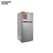 WONDER HOME Two-Door Defrost Refrigerator 127L (MODEL:WHF-DF-127L)