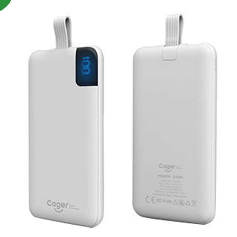 Cager 10000mAh Power Bank Type C (S10000)