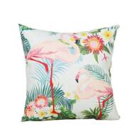 Nordic Style Lotus Moonlight Sofa Pillow Cushion Cover Case & Pillow Set 45x45cm(Model:BZ008)