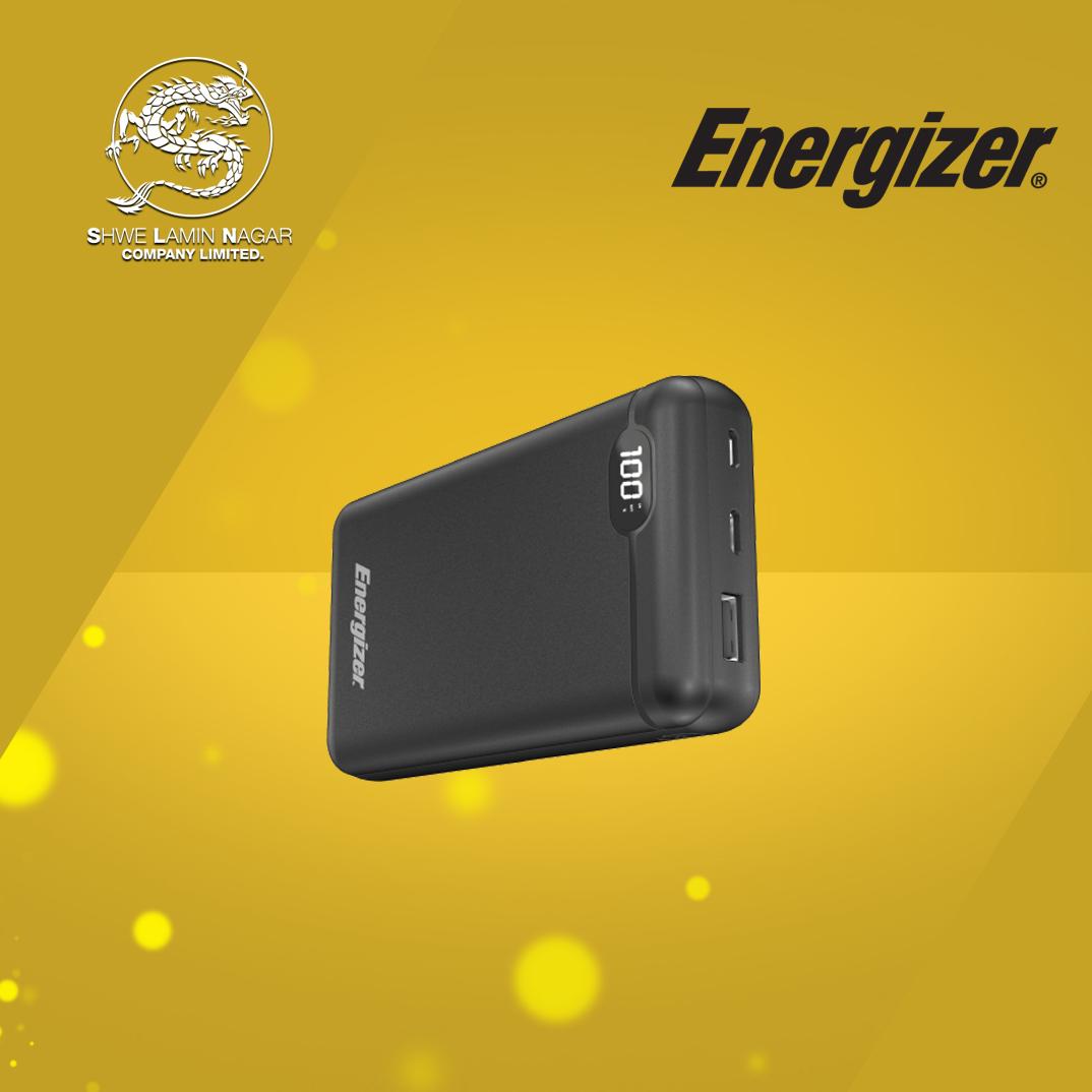 Energizer 20000mAh Power Banks (UE20003C)