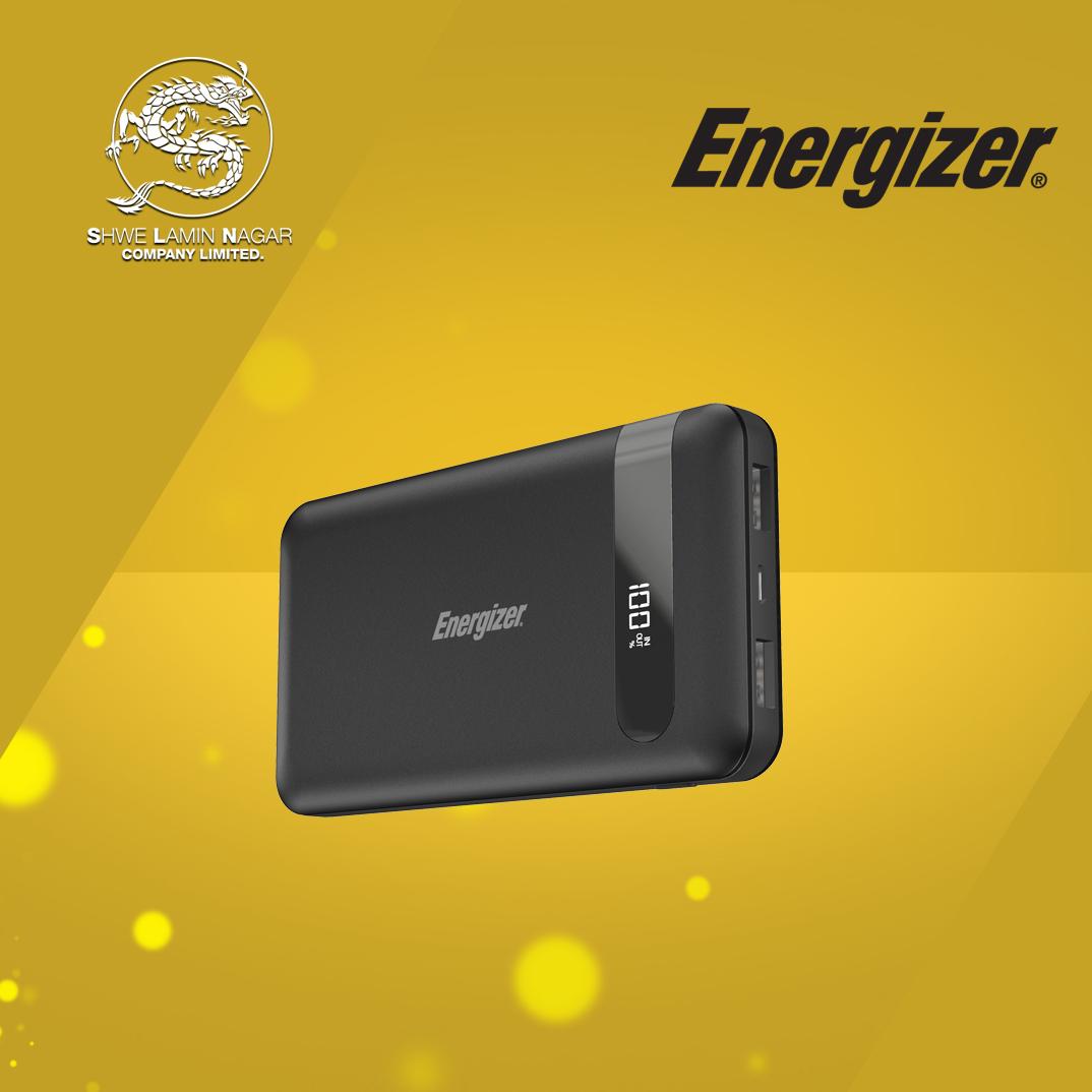 Energizer 10000mAh Power Banks (UE10036)