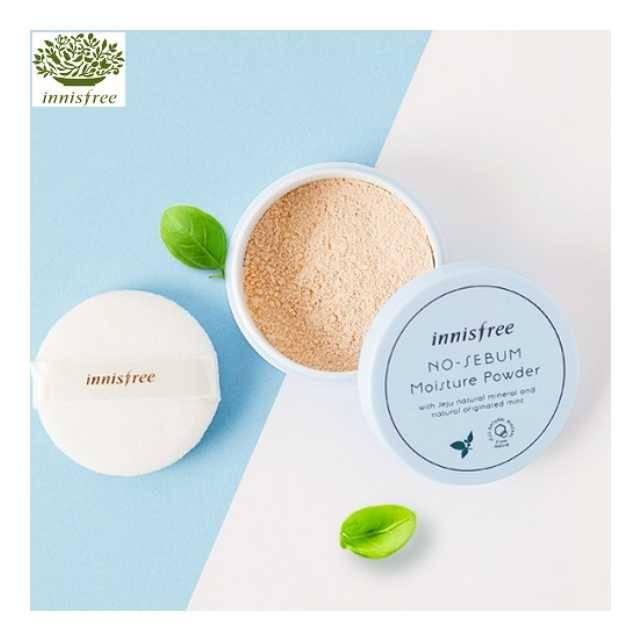 Innisfree No Sebum Moisture Powder (5g) (IFF-05)