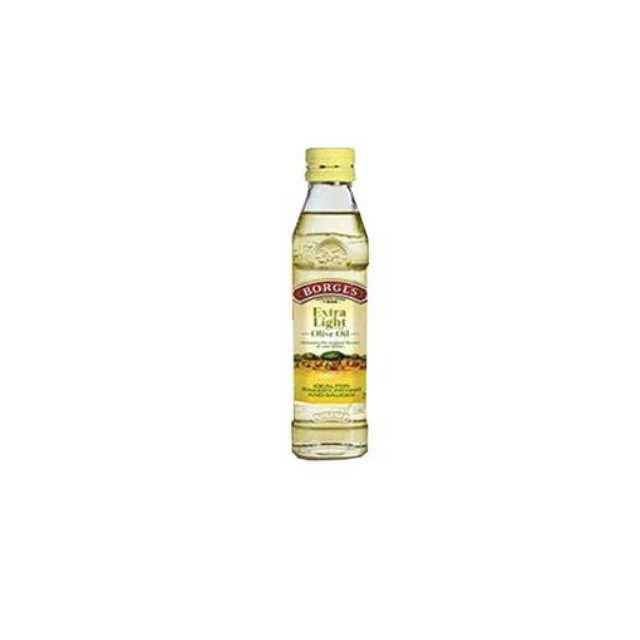 BORGES Extra Light Olive Oil (250ml) (FS21M)