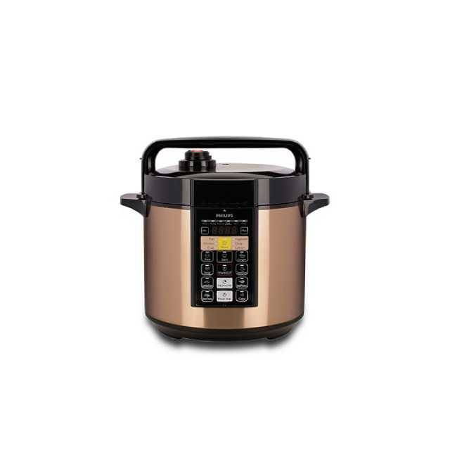 Philips Electronic Pressure Cooker (HD2139/65) (FS16)