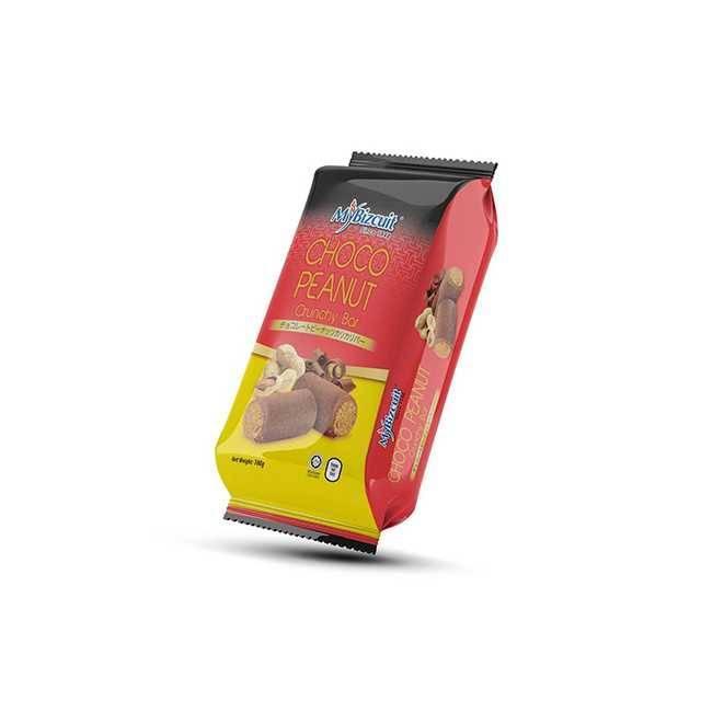My Bizcuit Cookies Choco Peanut Crunchy Bar 10g (FO21E)