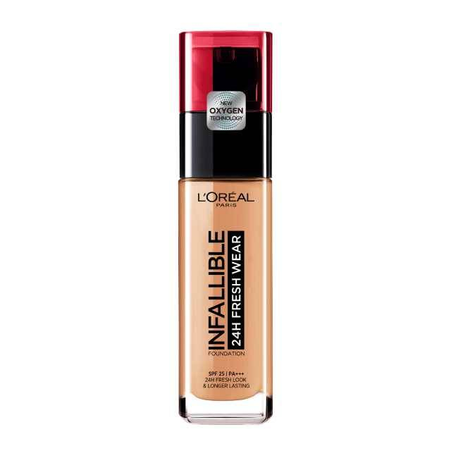 L'OREAL Infallible 24H Liquid Foundation 150 Radiant Beige (G3080800)