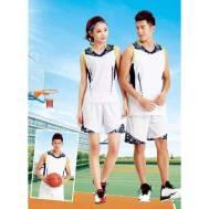 Unisex & Kid's Sport Basketball Jersey Training 2 Piece Suit Shirt Short Set (Model: 1634A)