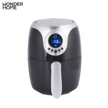 WONDER HOME LED Digital Air Fryer 2 Liter 1000W (MODEL:WH-AF-2R)