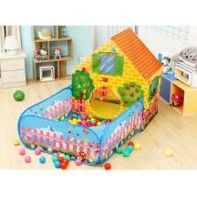 IPLAY children's tent baby indoor outdoor toy game house tent (50 Marine Balls) (MODEL: IP8173)