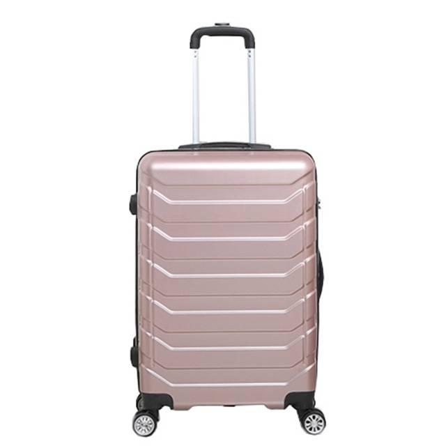 "20"" Inch Universal Silent Wheel Mirror Texture Password Lock Trolley Luggage (Model: TB078)"