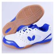 Butterfly Sports Shoes UTOP-5 (White Blue)
