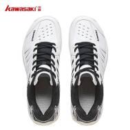 Kawasaki Badminton Shoes K-063 (White/Black & White/Red)