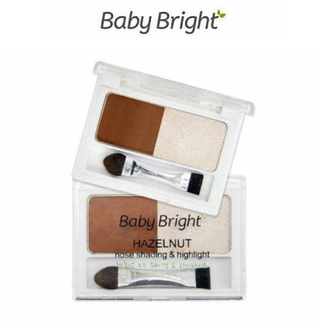 Baby Bright Hazelnut Nose Shading & Highlight