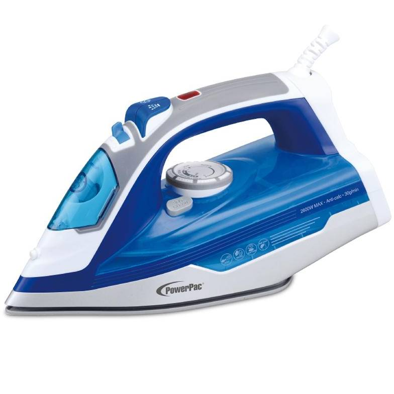 PowerPac Myanmar Pro Steam Iron with Ceramic Soleplate (PPIN2400) (FO19M)