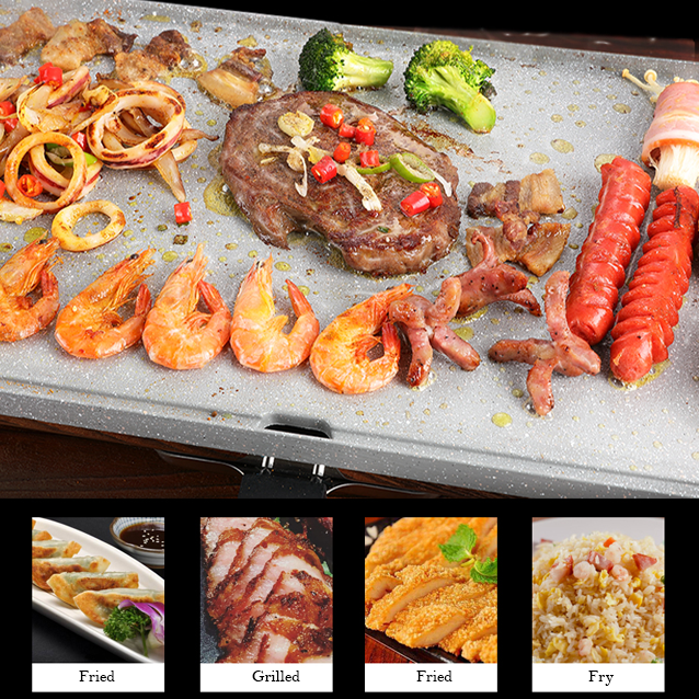 Skywolf Electric Barbecue Grill
