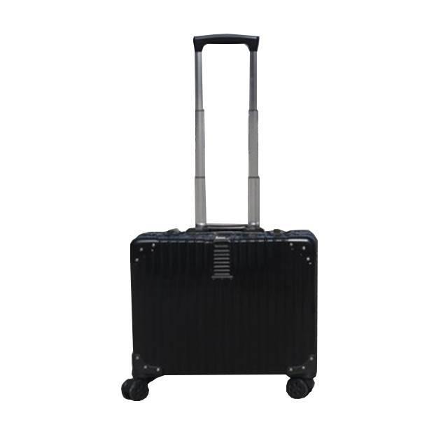 "18""Inch Business Style Aluminum Frame  with TSA Custom Lock Travel Luggage (Model: L1610-2) (FO21E)"